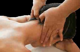 Nek rug en Schouder massage